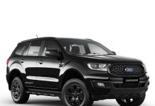 Ford Endeavour Special Sport Edition