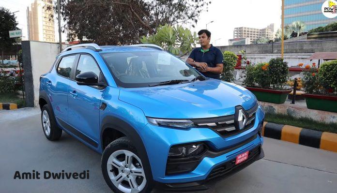 Renault Kiger amt