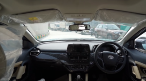 Tata Safari Adventure Persona Interior