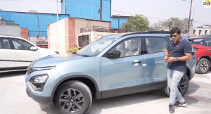 Tata Safari Adventure Persona