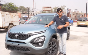 Tata Safari Adventure Persona Walkaround