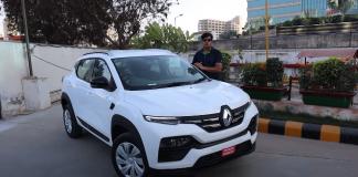 Renault Kiger RXE