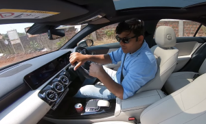Mercedes Benz A-Class Limousine : Drive Review