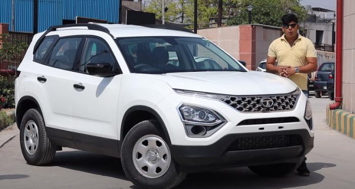 2021 Tata Safari XE