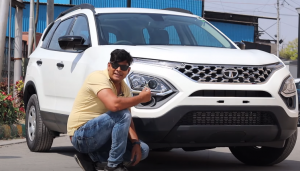 Tata Safari 2021 XE