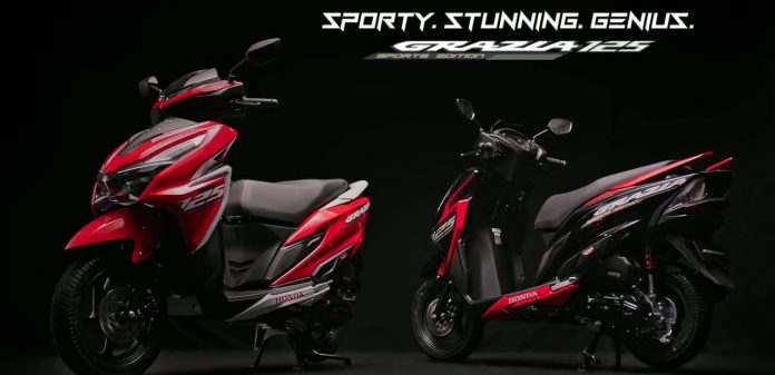 Automatic scooter
